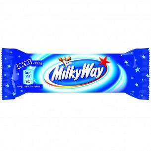 Батончик Milky Way с суфле в молочном шоколаде