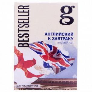 Чай черный Gr@ce! Английский к завтраку листовой