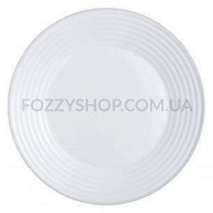 Тарелка суповая Luminarc Harena белая 23см