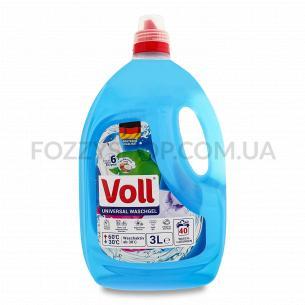 Гель для прання Voll універсальний 3л