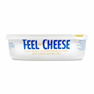 Сир Feel the Cheese вершковий 23%