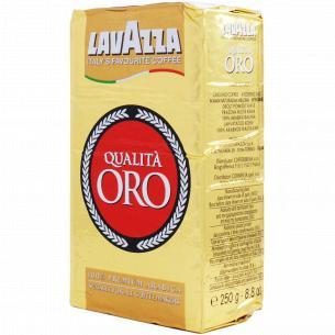 Кофе молотый Lavazza Qualita Oro в пакете