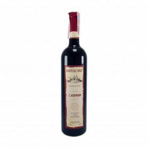 Вино Картули Вази Саперави красное сухое