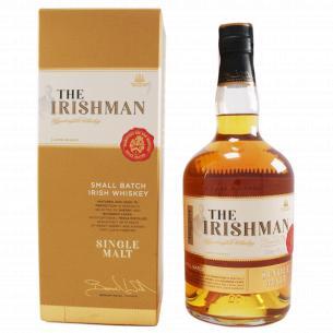 Віскі The Irishman Single...